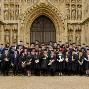 Dreams are realised as record numbers of mature learners graduate from Bishop Burton
